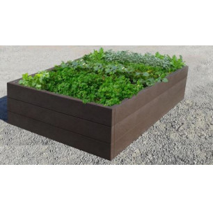 Mini Jardin 1800x1850 plastique recyclé
