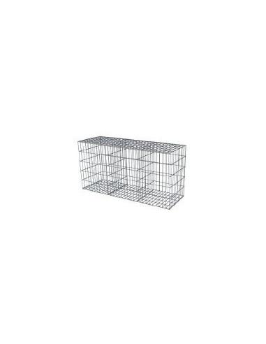 Cage gabion seule 1500 x 500 x 800