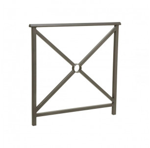 barriere main courante lisbonne longueur 1000 mm fabrication francaise procity
