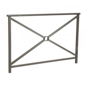 barriere main courante lisbonne longueur 1500 mm fabrication francaise procity