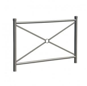 barriere de ville Primium tradition acier longueur 1572 mm procity fabrication francaise