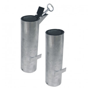 kit fourreau amovible barriere primium tradition fabrication francaise procity amovibilite pompier acces