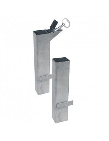 kit fourreau amovible barriere venise fabrication francaise procity amovibilite pompier acces
