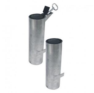 kit fourreau amovible barriere province fabrication francaise procity amovibilite pompier acces