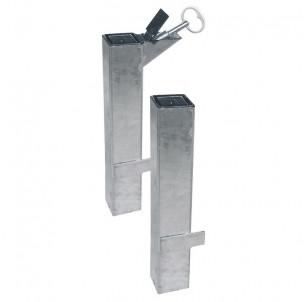 kit fourreau amovible barriere conviviale fabrication francaise procity amovibilite pompier acces