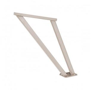 support velo cycle venise sur platine acier spl procity
