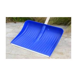 Poussoir PE bleu 50