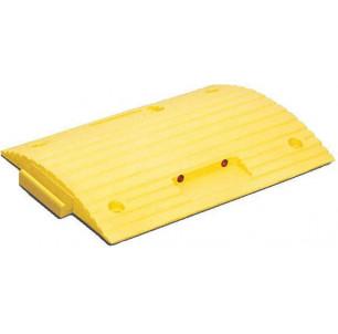 Ralentisseur Ht 70 centre jaune