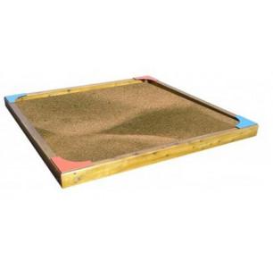 Bac à sable 3000 x 3000 mm