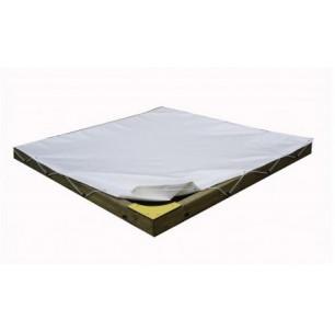 Bac à sable 3000 x 3000 mm + Bâche PVC