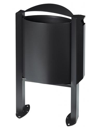 Arkéa cendrier 3 L / corbeille 40 L