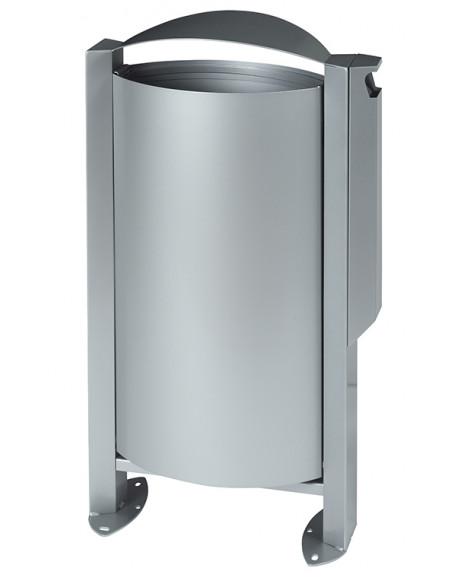 Arkéa cendrier 3 L / corbeille 60 L