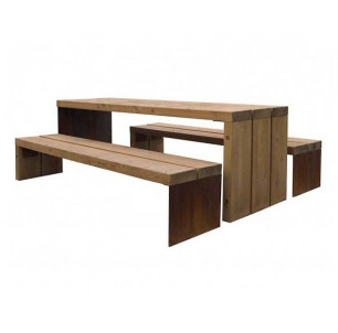 Table bancs Gavarres