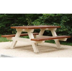 Table IMITATION BOIS A 2000