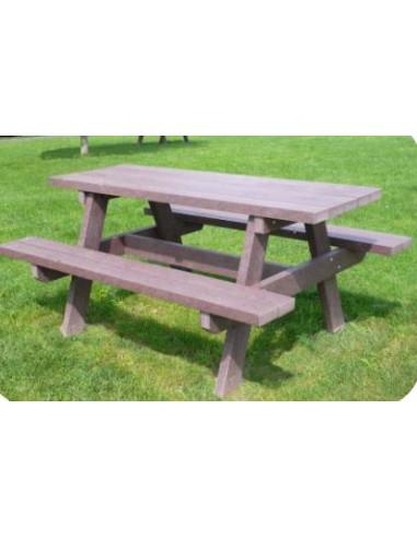 Table pique nique Parc Eco