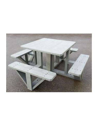 Table pique nique Plazza